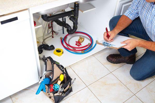 home renovation plumbing