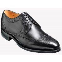 Barker Shoe Style: Bath - Black Calf