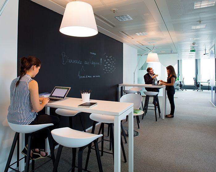 L'entreprise américaine Groupon a récemment installé sa filiale française dans…