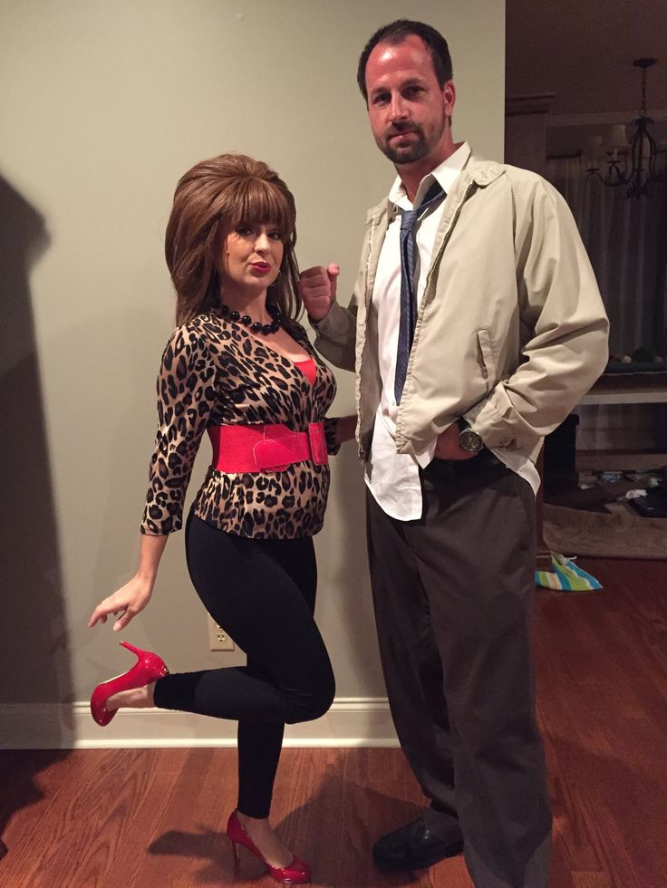 Peggy & Al Bundy, Married with Children, Couples Costumes