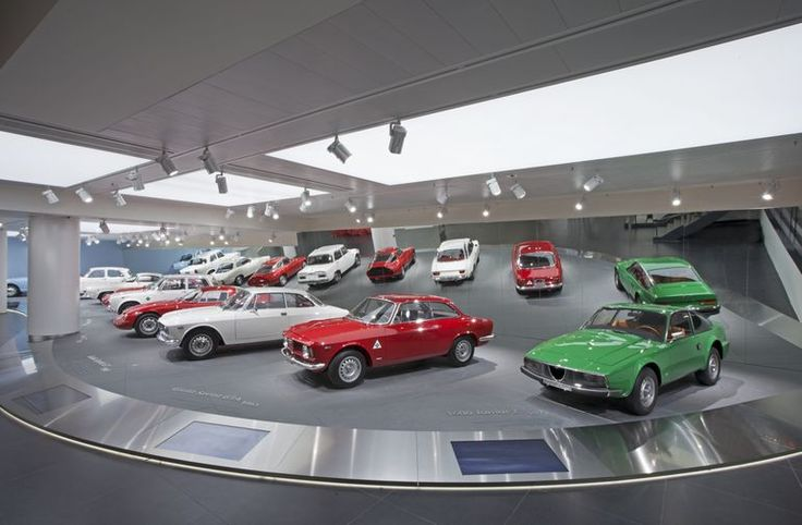 Alfa Romeo's back catalog is one that gets the pulses of petrolheads racing. Now, the Italian carmaker has put many of its old models on display at a new museum. La Macchina del Tempo features Alfa models from the 1960s onwards.