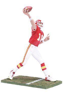 TRENT GREEN Kansas City Chiefs Quarterback Football Figure McFarlane NFL series 10 by Unknown