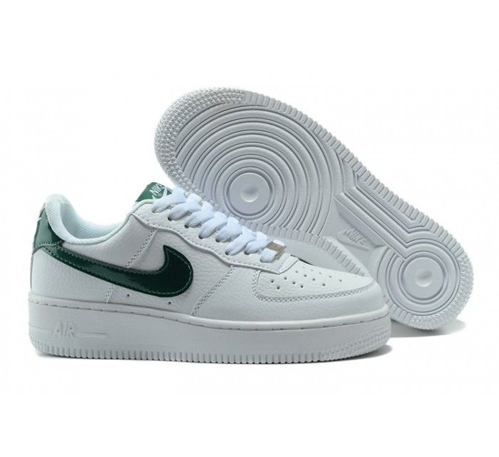 Nike Air Force 1 Low Mens/Womens - White/Green