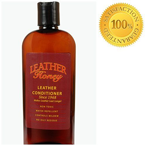 Leather Honey Leather Conditioner, the Best Leather Conditioner Since 1968, 8 Oz Bottle. For Use on Leather Apparel, Furniture, Auto Interiors, Shoes, Bags and Accessories. Non-Toxic and Made in the USA! Leather Honey Leather Conditioner http://www.amazon.com/dp/B003IS3HV0/ref=cm_sw_r_pi_dp_WbjHub0Q4DZEG