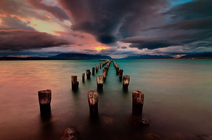 "500px / Photo ""Puerto Natales"" by Idan Ben Haim"