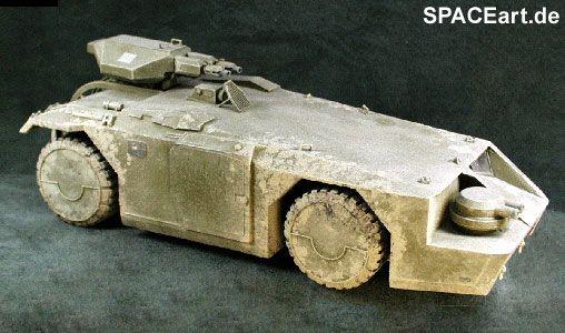 Alien 2: A.P.C. Armoured Personnel Carrier, Modell-Bausatz, http://spaceart.de/produkte/al132.php
