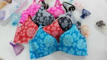 Beautiful flower print push up design comfortable and sexy one piece bra/lingerie/underwear Best Seller follow this link http://shopingayo.space