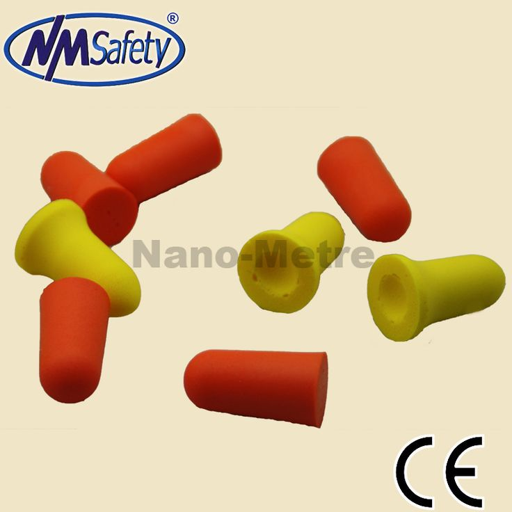 NMSAFETY 10 Pcs Soft Foam Anti-noise Noise Reduction Earplug Ear Plug for Travel Sleep Rest Hearing Protection #CLICK! #clothing, #shoes, #jewelry, #women, #men, #hats, #watches