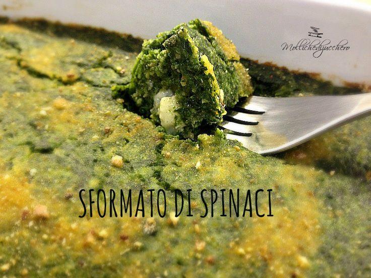 Sformato di spinaci