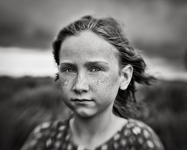 Sean Bagshaw: Google+ Portrait of my daughter, Val.  Shot with a lensbaby processed using #nikcollection  and some tweaking in Photoshop (remove dark ring under eyes and shadows on face. Also brighten eye whites.