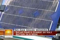 today show video  Interesting article which includes our Bsp1024-lss (solar panel)
