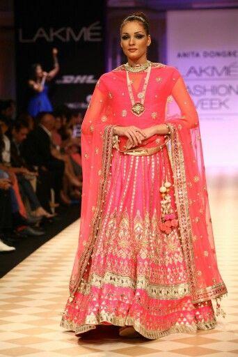 Anita Dongre - The Jaipur Bride 2013