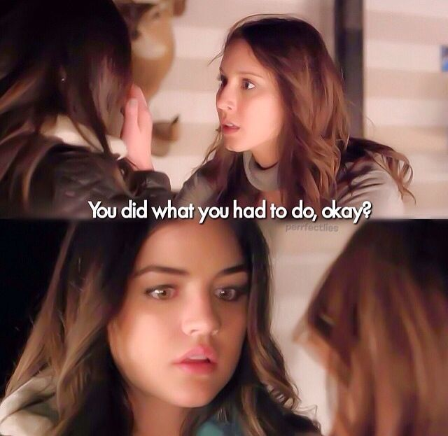 ARIA KILLED SHANA ON PRETTY LITTLE LIARS!!! AHH SEASON 5 PREMIERE