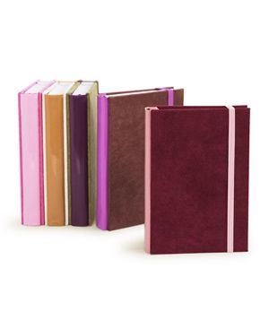 Campo Marzio Brushed Suede Journal