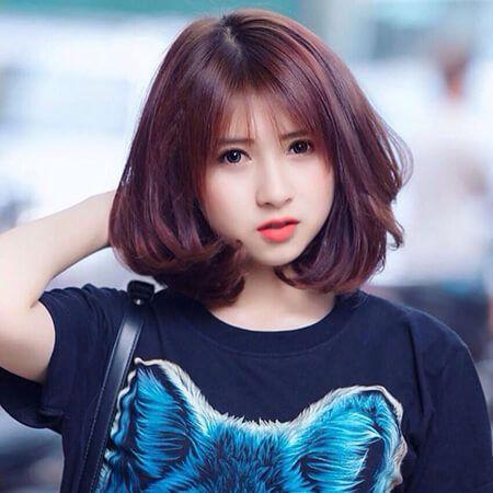 Các kiểu tóc ngắn không mái đẹp nhất cho nữ giới thay đổi phong cách tóc ấn tượng hơn, kiểu tóc cho mọi kiểu khuôn mặt nữ giới, tóc đẹp cho mọi độ tuổi