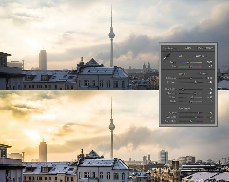 The best photo editing app for the Mac: Lightroom