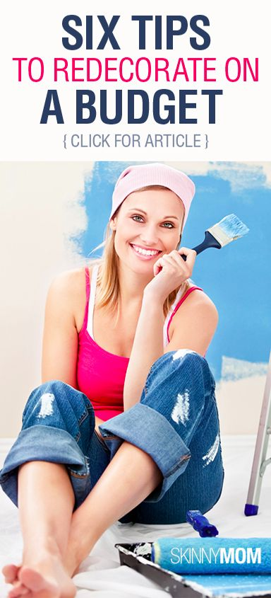 Six Tips To Redecorating On A Budget