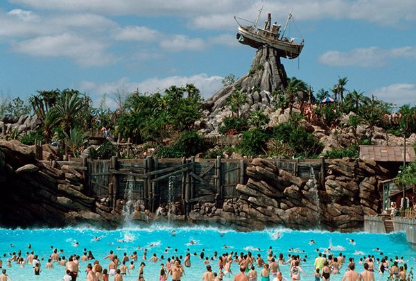 Disney's Typhoon Lagoon, Florida