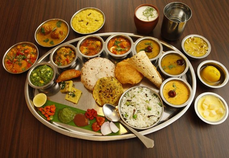 The #Rajasthanithali is the most surprising and perfect #treat to all the guests in #Rajasthan to #experience and realize the deep and rich taste of Rajasthan. Every dish in itself is surprising and no part of the dish carry the same #dish. #delicious #indiancuisine #Foodie #food #enjoy