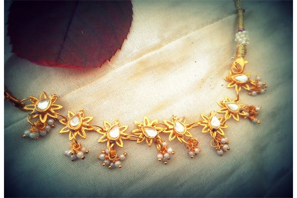 Choker Necklace - Sukumari From Aionios Creations