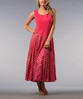 Vasna & More   STYLISH DAILY Kaktus Punch A-line dress