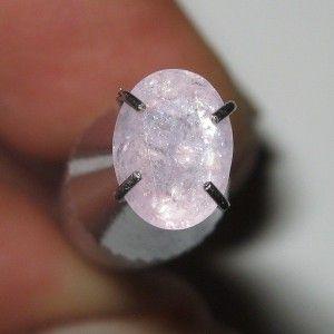 Safir Pink Oval 0.93 carat