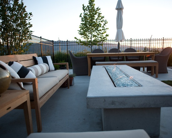 Spaces Modern Outdoor Furniture Design, Pictures, Remodel, Decor And Ideas    Page 6. Salt Lake CityOutdoor ... Part 73