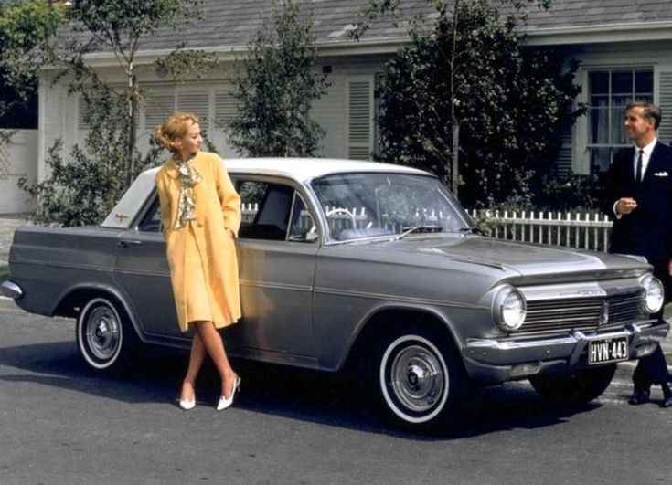 Holden EH Premier Sedan and Wagon