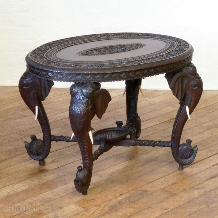 Indian Occasional Table - Antiques Atlas