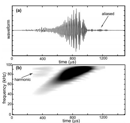 An acoustic survey of beaked whales at Cross Seamount near Hawaii