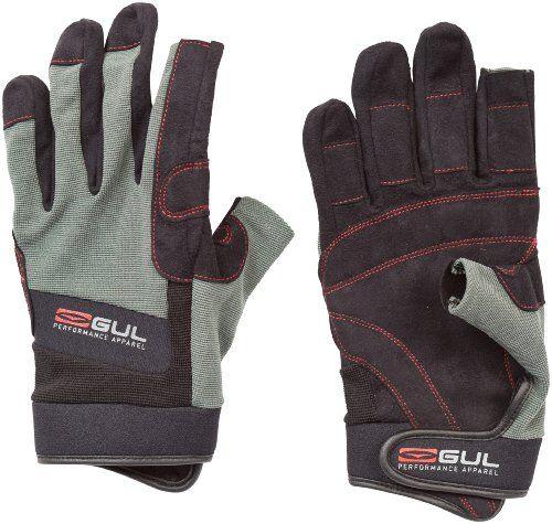 2017 Gul Neoprene 3 Finger Summer Sailing Gloves GL1241