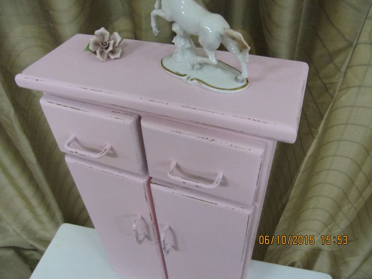 1000+ ideas about Kommode Shabby Chic on Pinterest  -> Vintage Kommode Rosa