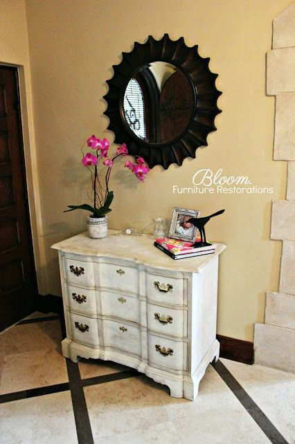 Bloom. : Client Project: Entryway Dresser