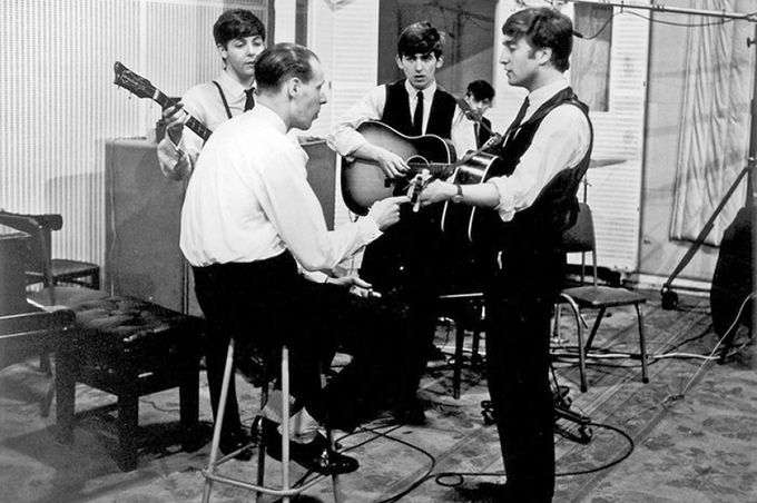 The Weekly Tonic #6 - George Martin and The Beatles - http://www.tonicandsoul.com/weekly-tonic-6/