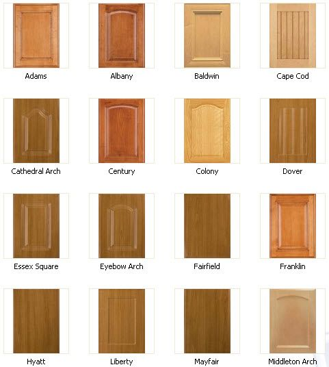 Cabinet Refacing Colors: Kitchen Cabinets Color Selection