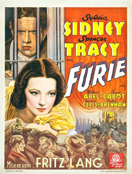 """Fury"", 1936 / Director Fritz Lang / Writers Bartlett"