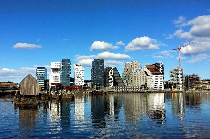 Barcode - Oslo  Foto - Nille Goksør