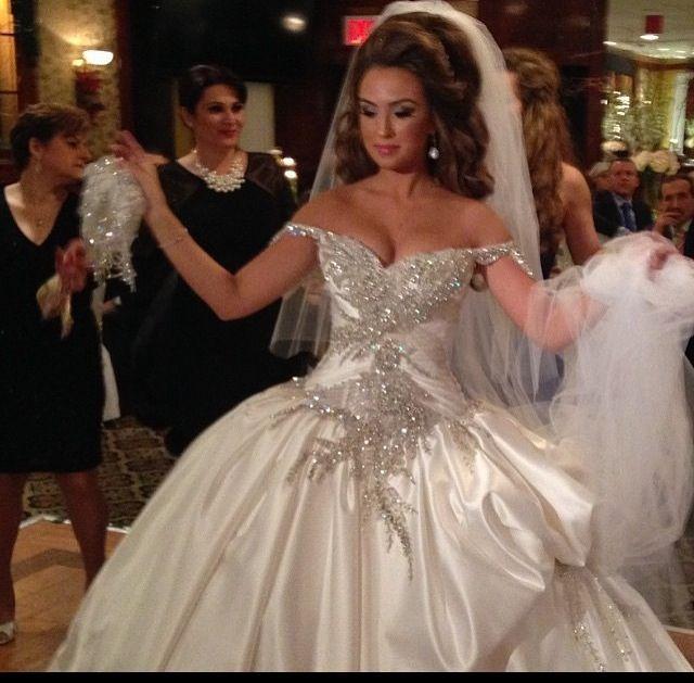 Albanian wedding dress