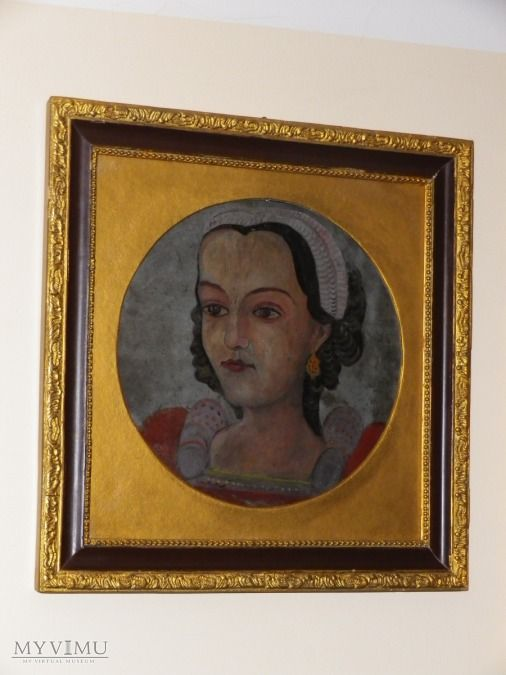 h.Jastrzębiec-portret córki... w Muzeum SzlacheckieOstatki w MyViMu.com