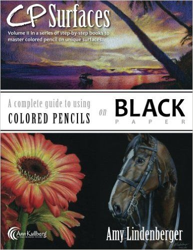 CP Surfaces: A Complete Guide to Using Colored Pencils on Black Paper (Volume 2): Amy Lindenberger, Ann Kullberg: 9781530626175: Amazon.com: Books
