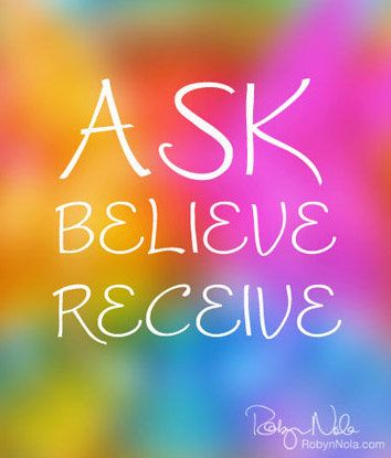 This is the teaching of so many of the major faiths. If you don't receive exactly what you asked for, then believe that something even better is headed your way!