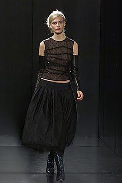 Elspeth Gibson Fall 2000 Ready-to-Wear Fashion Show