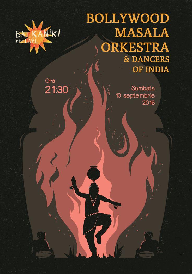 Balkanik! Festival proposed poster: https://www.behance.net/gallery/42971405/Balkanik-Festival-Fan-Poster