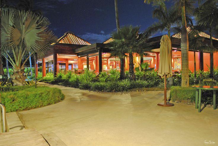 Night Photography - Feast Restaurant - Sheraton Fiji