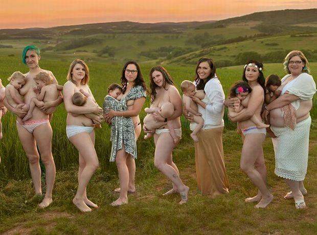 5 συγκλονιστικές ιστορίες από μαμάδες που θηλάζουν στη φύση - Moms | Ladylike.gr