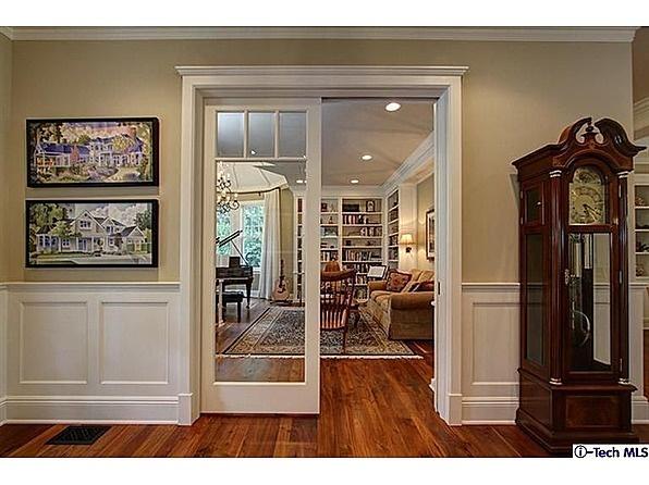 Nice glazing bars in interior double doors & 30 best House - Internal Doors images on Pinterest | Interior doors ...