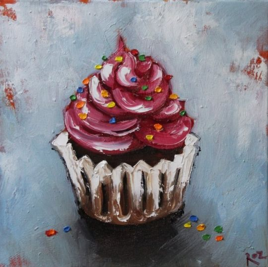 Cupcake Art Lesson : Top Cupcake Art Lesson Images for Pinterest Tattoos
