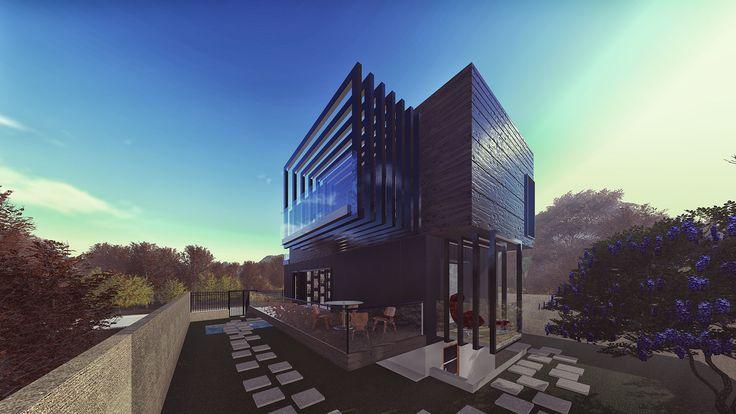 CASA O – Architectural Code