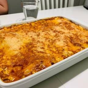 Einfache Italienische Lasagne Rezept Italienische Lasagne Lasagne Rezept Und Kochrezepte
