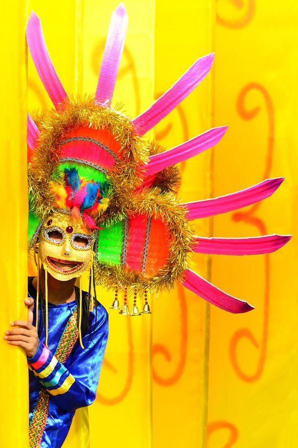 Vibrant Bacolod - Masskara Festival, Philippines